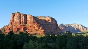 Driving-into-Sedona-the-sun-was-landing-on-the-red-rocks-from-the-west_